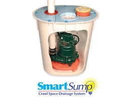 Smart Sump, Total Home Performance, Easton, MD