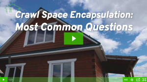crawlspace encapsulation most common questions total home performance video
