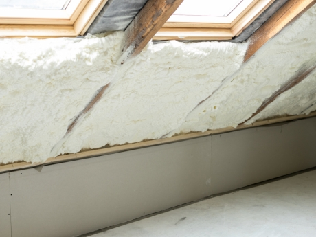 spray foam insulation, total home performance, MD