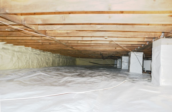 4 Common Questions About The Crawl Space Answered Total Home Performance
